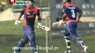 NEPAL NATIONAL CRICKET TEAM CAPTURES DIVISION 3 TROPHY - POWER NEWS
