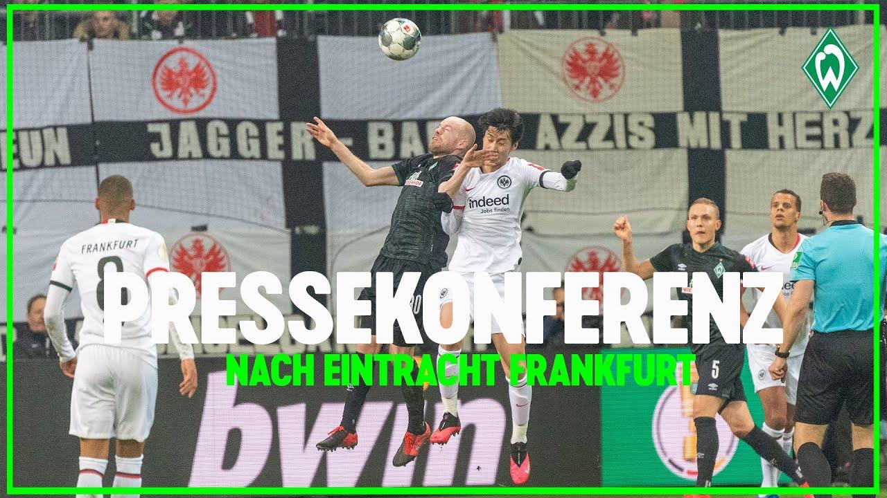 Frankfurt Bremen Dfb Pokal