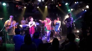 2011年5月15日 吉祥寺シルバーエレファントでのライブ。 スペシャルゲス...