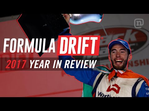 Formula Drift: 2017 Year in Review