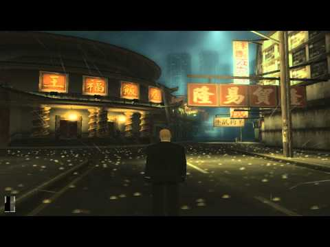 Hitman Contracts - Streets of Hong Kong Extended (HQ)