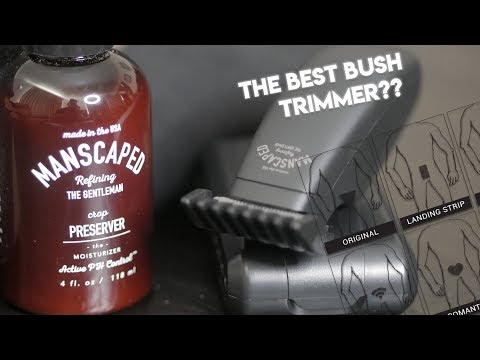 The best private area trimmer? Manscaped The Perfect Package Real consumer unboxing and review