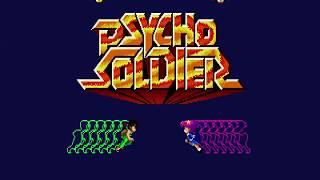 Psycho Soldier (PC) Laptop test [A4 Quad Core APU w/ 4 GB RAM]