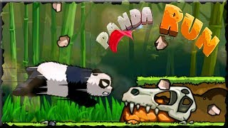 Panda Run Game Android Gameplay