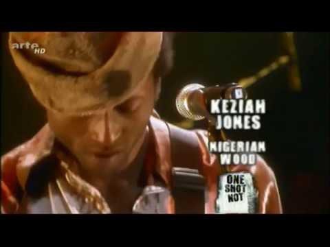 Keziah Jones @ One Shot Not - Nigerian Wood (Live 2009)