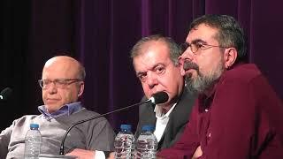 'Felsefe ve Biz' 11 Ocak 2018 İzmir - Prof. Dr. Ahmet Arslan ile Dücane Cündioğlu