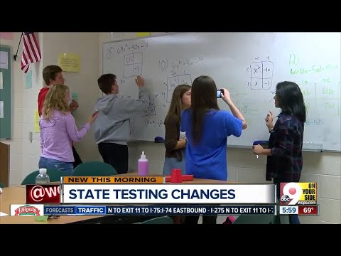 As Ohio eliminates a standardized test, Kentucky adds one