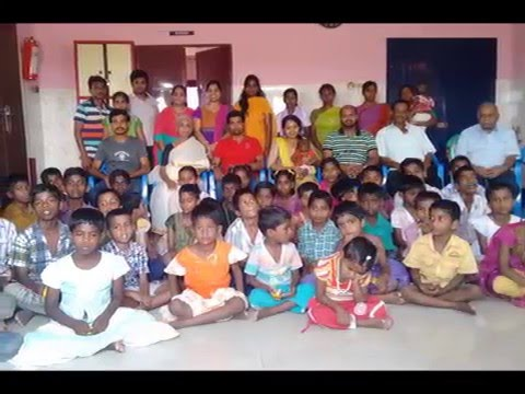 Our Visit to Dindigul Anbagam HIV/AIDS Orphanage 18-04-2015