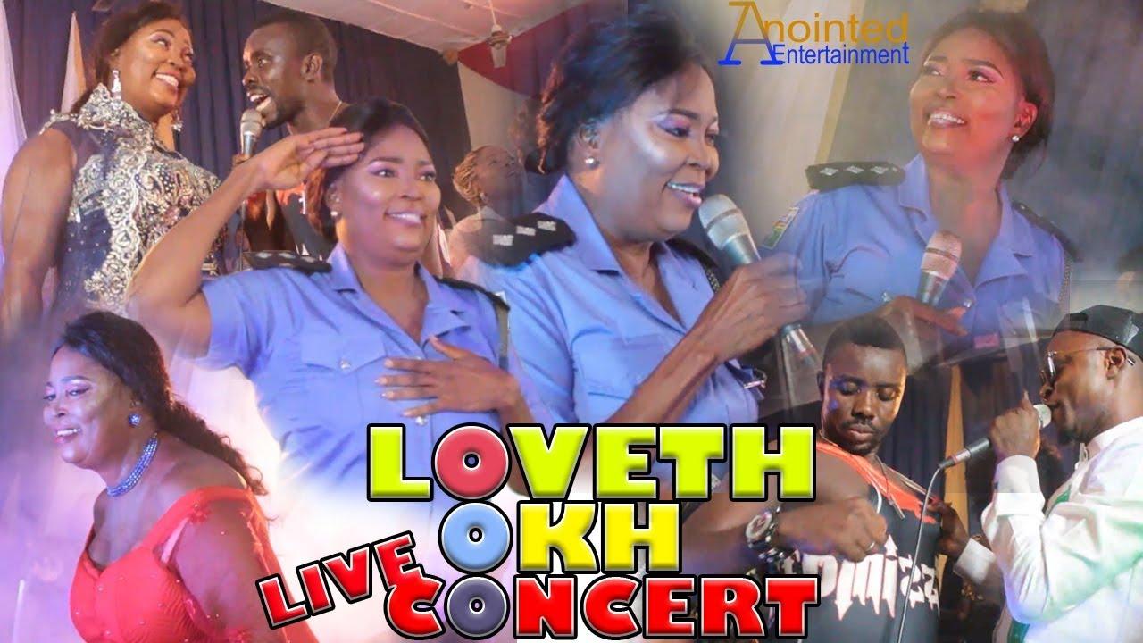 Download LOVETH OKH LIVE CONCERT FT STANLEY O IYONANWAN X INFLUENCE AKABA - BENIN MUSIC LIVE ON STAGE