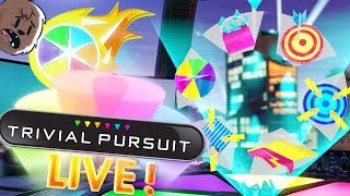 THE MOST IMPOSSIBLE TEST EVER - TRIVIAL PURSUIT (Trivia Questions)