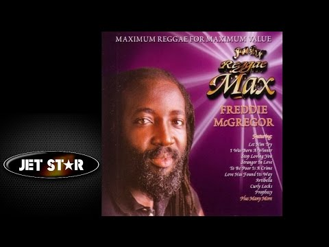 Freddie McGregor - Come On Little Girl - (Reggae Max)