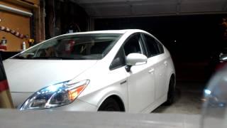 2012 Toyota Prius JDM Folding Mirrors + Signals
