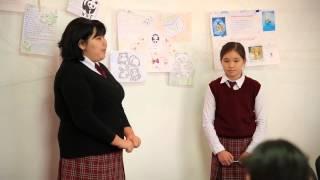 Обучение языкам: английский, казахский, русский