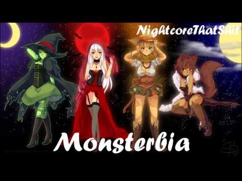 Monsterbia - Nightcore [Terror Time - Halloween Nightcore]