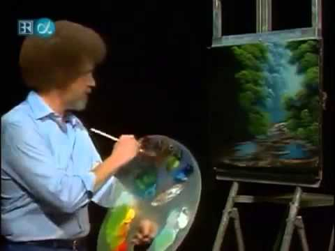 Bob Ross The Joy of Painting Season 19 Episode 10 After The Rain