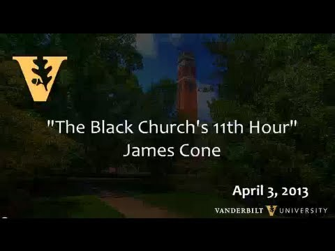 """James Cone: """"The Cross and the Lynching Tree"""""""