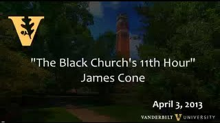"James Cone: ""The Cross and the Lynching Tree"""