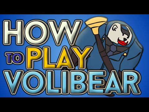 League of Legends: MASTER Volibear