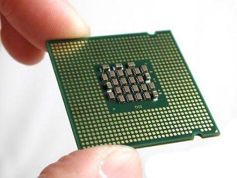 Процессоры , делают так !!!