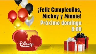 Disney Channel Spain - Continuity (10.11.2013)