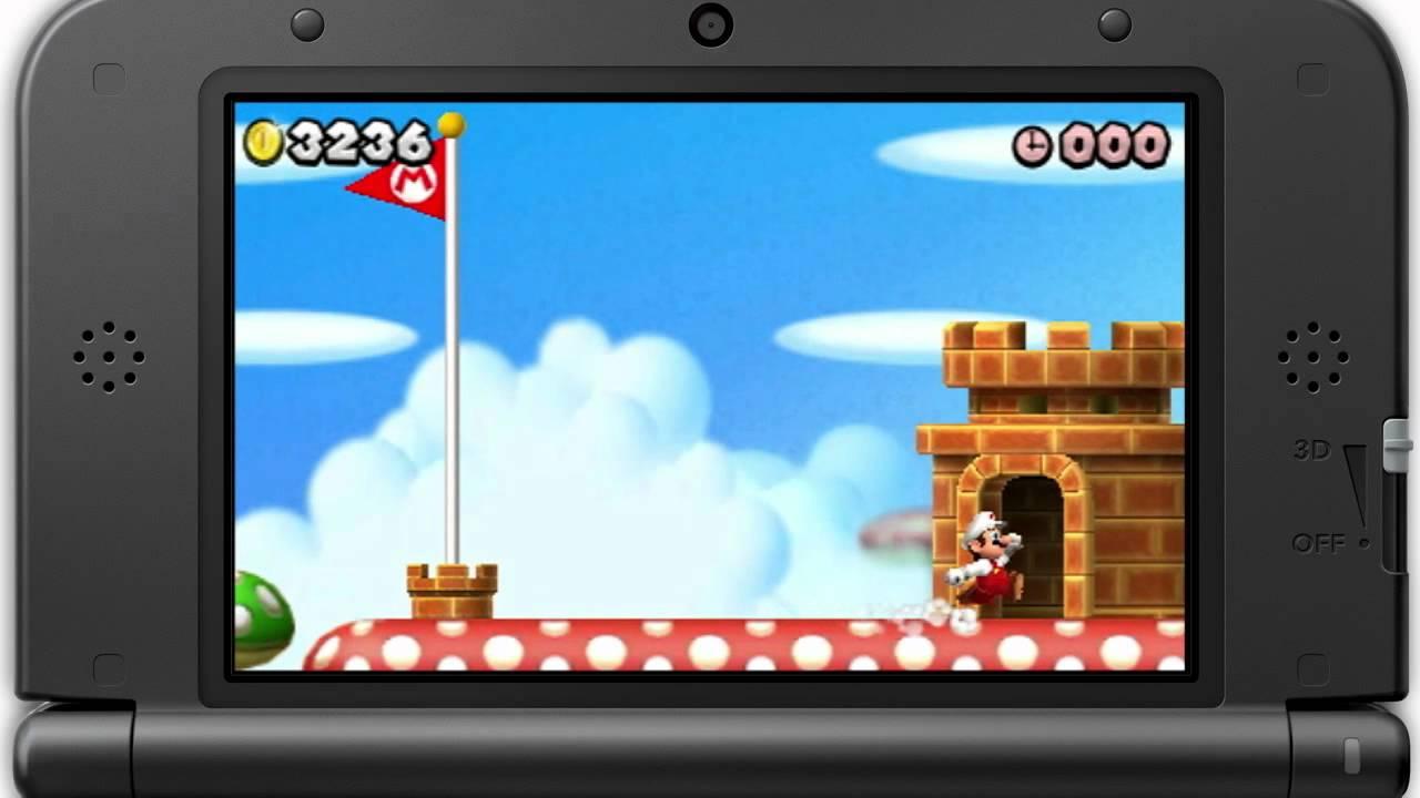 New Super Mario Bros 2 Nintendo 3ds Trucos Y Consejos Para