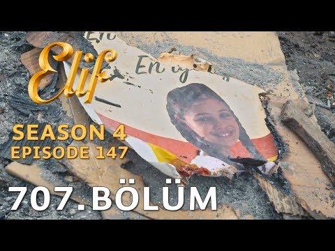 Elif 707. Bölüm | Season 4 Episode 147