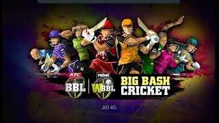 Finally! Big bash cricket🔥 released by Cricket Australia & Netwave multimedia!