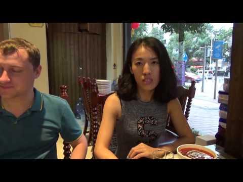 Саня и Юля. Россия и Китай - Наши в Китае #12-1
