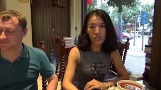 Саня и Юля. Россия и Китай - Наши в Китае #12