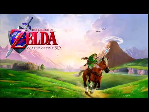Chant du Soleil - The Legend of Zelda Ocarina of Time 3D OST