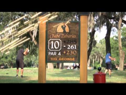 A Tampa Golf Tour