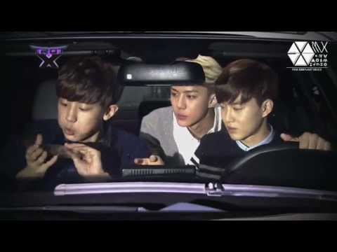 "[EXO CUT] 131207 Chanyeol, Suho Y Sehun - Preview ""TROT X"""