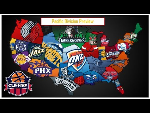 Preview NBA Pacific Division