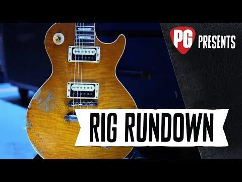 Rig Rundown - Guns N' Roses' Slash, Duff McKagan & Richard Fortus