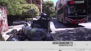 Basura: así debutó el nuevo servicio en Córdoba