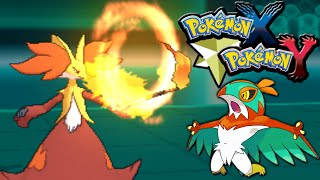Pokemon X and Y 2-Player: Rival Revival! VS Battle Gameplay Walkthrough Co-Op PART 35 Nintendo 3DS