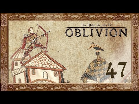 Let's Play Oblivion (Modded) - 47 - Den of Wolves