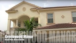 Royal Palm Beach FL House for Sale - Greenwood Manor