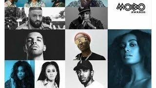 Wizkid Up Against Drake, Jay Z, DJ Khaled and Cardi B For MOBO Award. Video