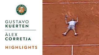 Gustavo Kuerten v Àlex Corretja Highlights - Men's Final I Roland-Garros 2001