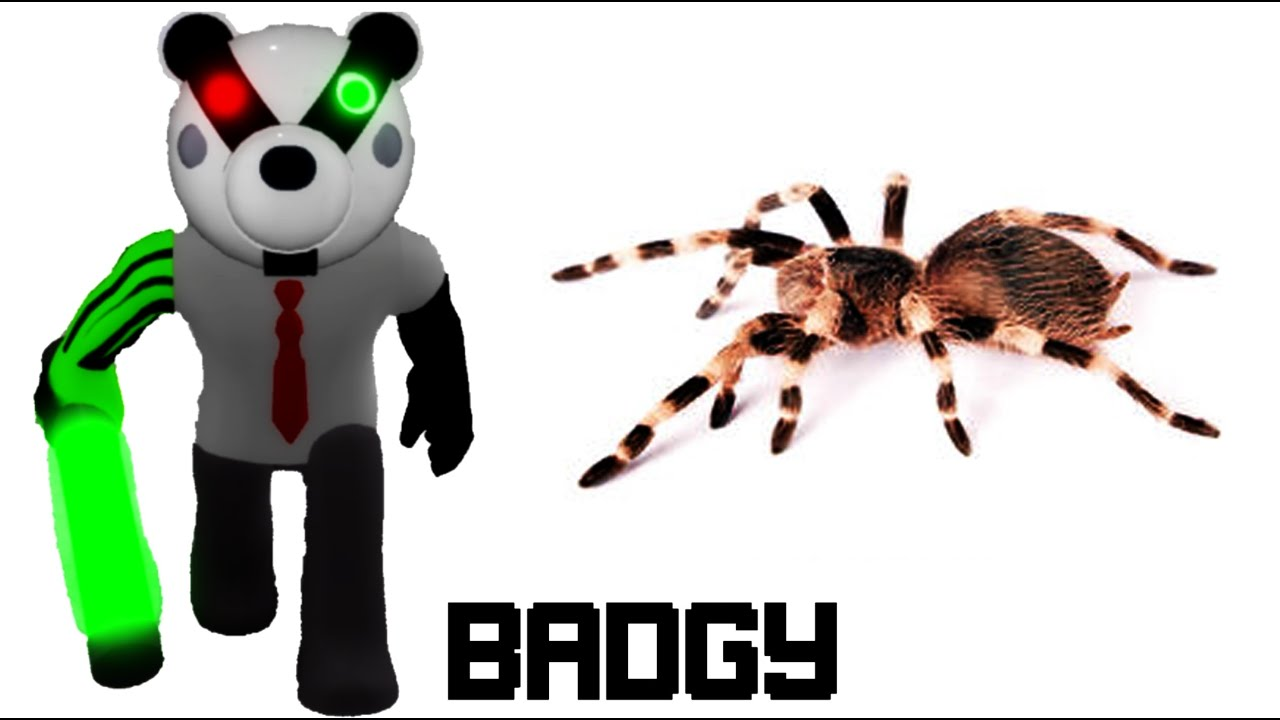 Roblox Piggys Characters and their Worst Nightmares #7