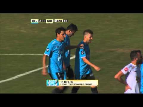 Belgrano y Quilmes igualaron en el Mario Kempes