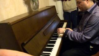 Популярные джазовые мелодии в исполнении Анатолия и Дмитрия.
