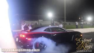 $13,000 GRUDGE RACE: KDC (Kut Da Check) Camaro -VS- Demon Performance Built SRT8 Cherokee