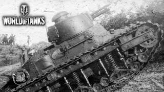 World of Tanks: Япония - Renault otsu