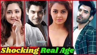 Shocking Real Age of Big Boss 13 Contestants