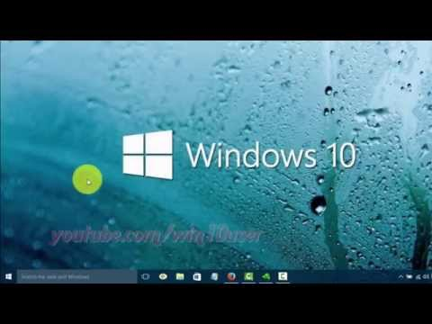 Windows 10 : How to add programs to startup