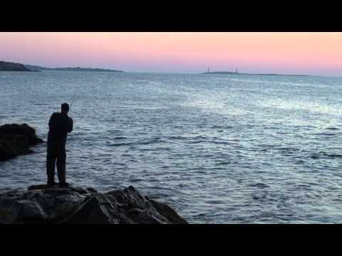 Striped Bass Fishing Century Rods Gloucester MA  Afterhours Dookster Goto Top Water Lure