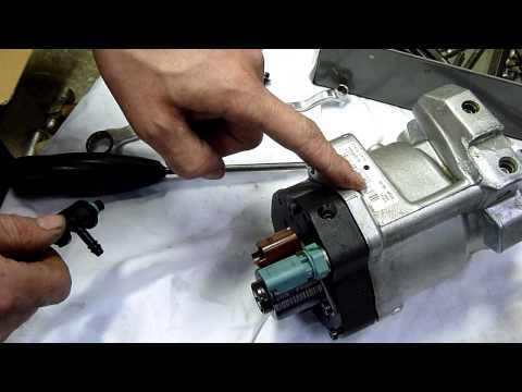 Delphi Common Rail Diesel pump Autopsy Pt1 - Hyundai Terracan and Kia K2700 pump