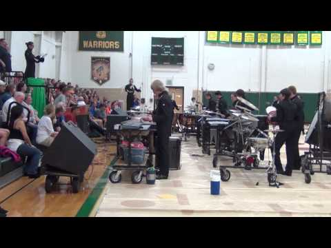 King Philip Marching Band 2014